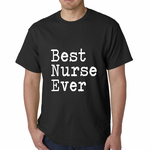 Best Nurse Ever Men's T-shirt