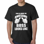 This Is What An Awesome Boss Looks Like Men's T-shirt