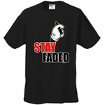 Stay Faded Cartoon Hands Men's T-Shirt