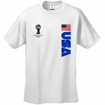 USA FIFA World Cup 2014 Men's T-Shirt
