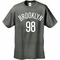 Brooklyn Nets Jason Collins #98 Tribute to Matthew Shepard T-Shirt