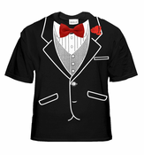 All Occasion Formal Tuxedo T-Shirt