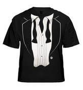 After Party Kid's Tuxedo T-Shirt