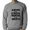 Anime In The Streets Hentai Crewneck