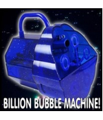 Battery Operated Party Bubble Machine
