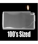 All In One Cigarette Case With Cigarette Lighter (For 100's)