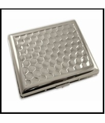 Honeycomb Luxury Cigarette Case (For Regular Sized Cigarettes)