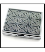 Structure Designer Cigarette Case (For Regular Size & 100's)