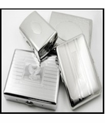 Assorted Cigarette Cases (Set Of Four) Only $6 each!