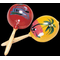 Authentic Pair Of Mexican Maracas (Assorted)