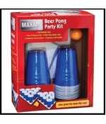 Deluxe Beer Pong Party Kit