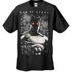 Superman Man of Steel Red Eyes T-Shirt