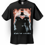 Superman Man Of Steel Red Son of Krypton T-Shirt