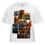 Five Crown London Riots Vintage T-Shirt
