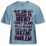 Five Crown Hoods of New York Vintage T-Shirt
