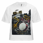 Five Crown Music Junkyard Technicolor Vintage T-Shirt