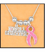 I Will Survive Necklace and Earring Set
