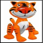 """24"""" Inflatable Tiger"""
