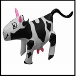 """18"""" Inflatable Toy Cow"""