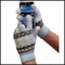 Cell Phone Texting Gloves Lt. Blue SnowFlake