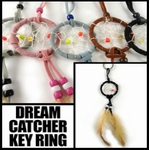 Native American Dream Catcher Key Chain