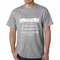 Papa - The Man, The Myth, The Legend Fathers Day T-shirt