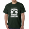This Is What An Awesome Uncle Looks Like Men's T-shirt
