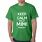 Keep Calm and Let Mimi Handle It Grandmother T-shirt