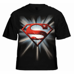 Superman Solar Flare T-Shirt