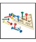 Tricky Wooden Triangle Game Bulk (12 Games)