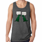I Love You This Much Funny T-Rex Tank Top