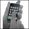 Cell Phone Texting Gloves Grey