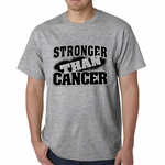 Stronger Than Cancer Men's T-shirt