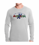 Autism Accept, Understand, Love Thermal Shirt