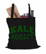 Kale Addict Tote Bag