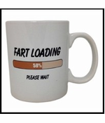 Fart Loading Huge 16oz. Coffee Mug