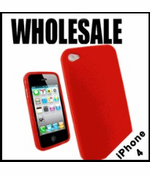 iPhone 4 Silicone Case (12-Pack)