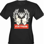 Stay Fresh Women's T-Shirt