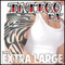 Extra Large Temporary Tattoo - Tribal (Arm - Half Sleeve)