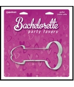 Bachelorette Shaped Cookie Cutter