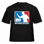 Beer Pong MVP Most Valuable Player T-Shirt