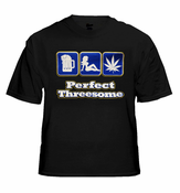 The Perfect Threesome T-Shirt