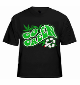 Pot Head & Stoner Tees - Go Green T-Shirt