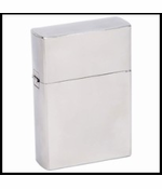 6oz Stainless Steel Lighter Shaped Flask