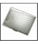 New Slim Rising Sun Cigarette Case (For Regular Size & 100's)