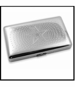 Star Burst Cigarette Case (For Regular Size & 100's)