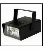 Deluxe Compact Plug-in Strobe Light