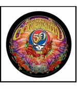 "Grateful Dead 50th Anniversary Sticker (4 1/2"")"