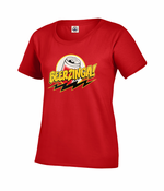 Beerzinga! - Big Bang Theory Women's T-Shirt