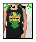 St. Patrick's Day Tank Tops